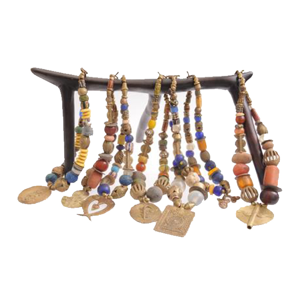 Antique Necklaces with Pendant - Large