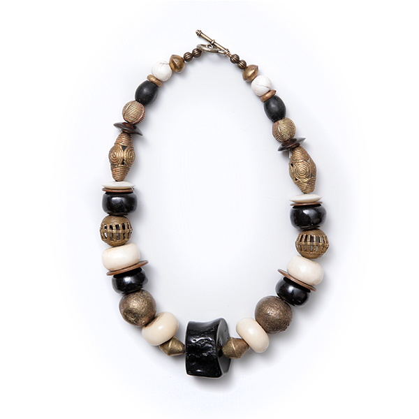 Gorgeous Gorgeous 2 - Black Amber & Brass