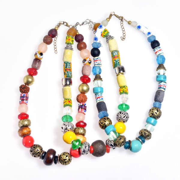 African Traditional Medium Necklace