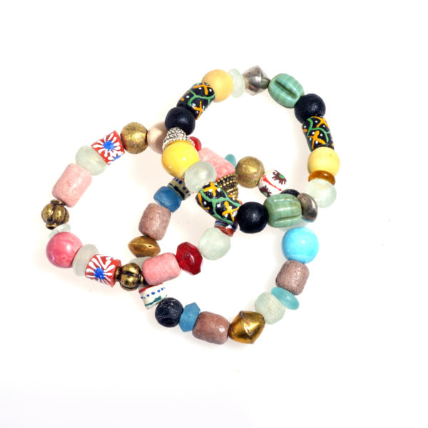 African Traditional Medium Bracelets